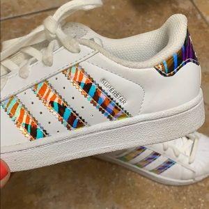 Toddler/kids girls Adidas tennis shoes